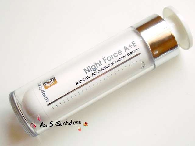 Frezyderm Night Force A+E