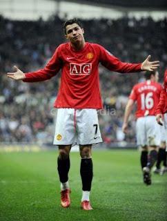 """Foto Cristiano Ronaldo """"CR7"""""""