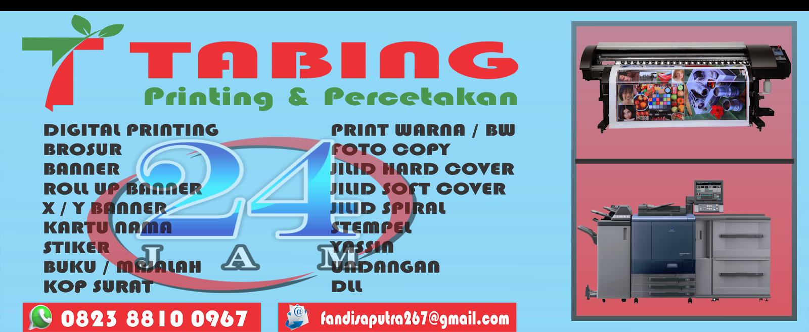 Tabing Printing