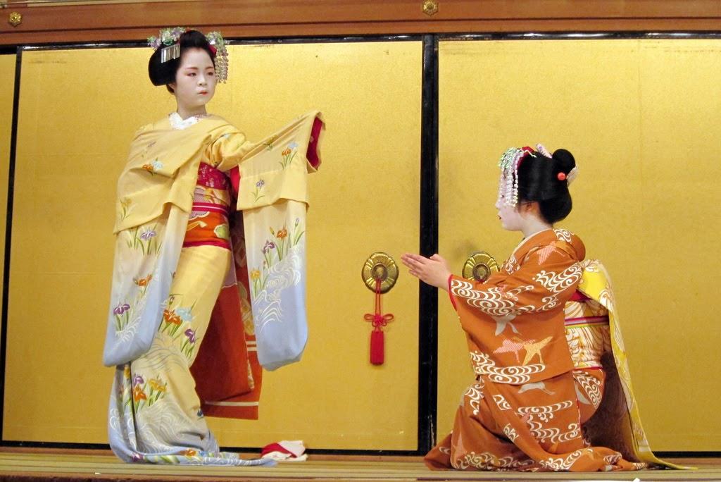 danza de maiko