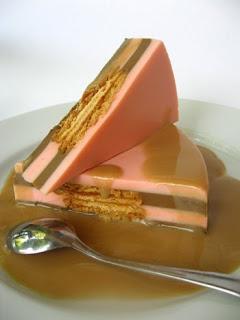Cara Membuat Pudding Biskuit