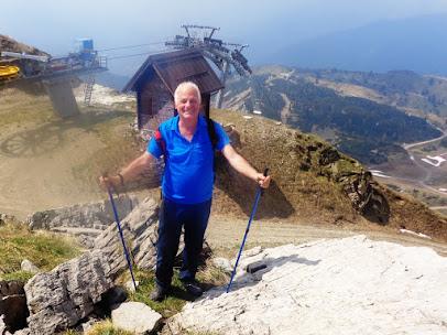 12 giugno - in gita nelle Alpi Carniche - salire da Sutrio 1300 in cima ai monti Tamai e Arvenis