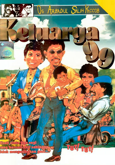 Keluarga 99 Full Movie