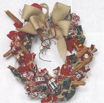 Como hacer coronas navide as - Como hacer coronas navidenas ...