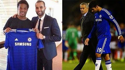 Chelsea: Costa chấn thương, Remy sẵn sàng thay thế | Tin tức Bóng đá Anh