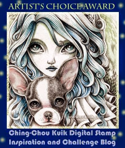 Ching Chou Kuik Challenge blog - Frills and Fancy