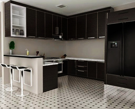 Keramik Lantai Dapur Model Terbaru | rumahku