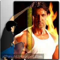 Hrithik Roshan Height - How Tall