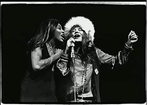 Tina Turner e Janis Joplin