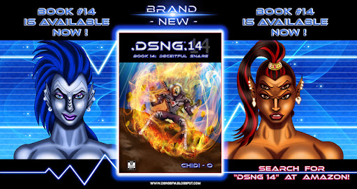 NEW DSNG BOOK 14! [CLICK ON THE BANNER BELOW]