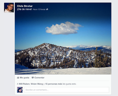 imagen nuevo diseño facebook