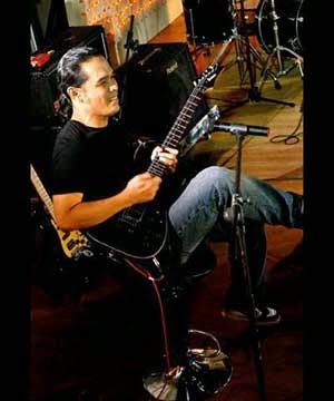 Gitaris Indonesia
