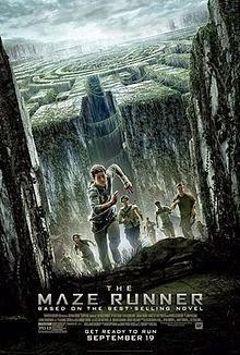 The Maze Runner (2014) Movie Poster