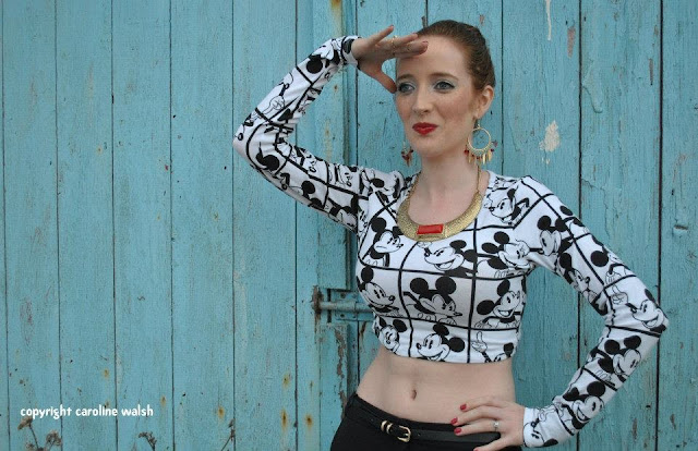 Disney Glam Fashion Blog Outfit