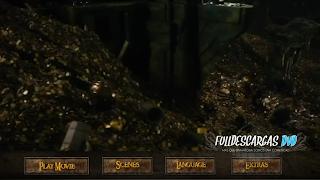 El hobbit 2 la desolación de Smaug DVDR Custom Español Latino 2013