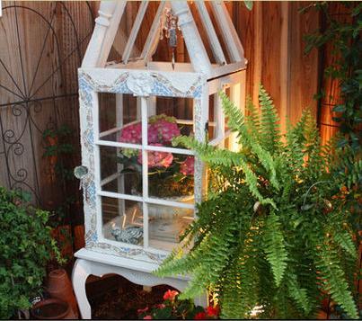 Fotos y dise os de puertas marzo 2013 - Puertas de madera para jardin ...