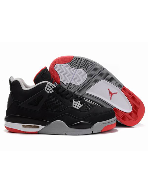 The Air Jordan IV were on Jordan\u0026#39;s feet when he made \u0026quot;The Shot\u0026quot; in Game 5 of the 1989 NBA First Round between the Chicago Bulls and the Cleveland Cavaliers.
