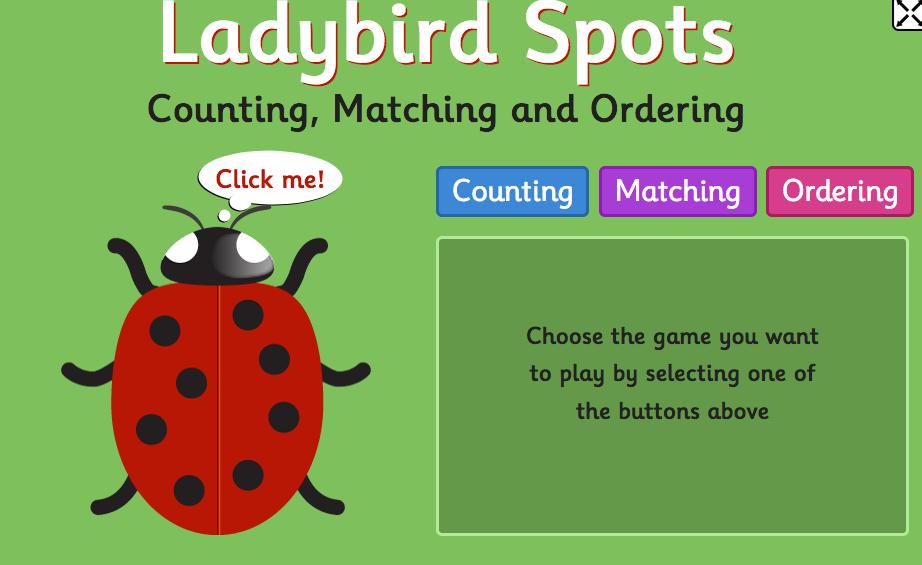 Ladybird count