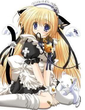 Mylittleblog Cute Anime Catgirls