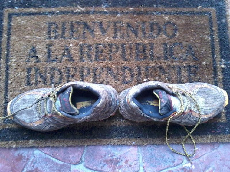 pensamientos sin censura de un Maratoniano y Ultramaratoniano torpe