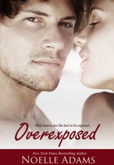 Book Cover: Overexposed by Noelle Adams