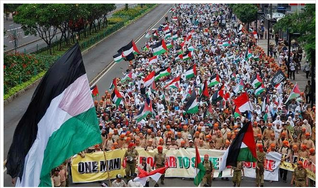 Indonesia Dukung Palestina Jadi Anggota Penuh PBB