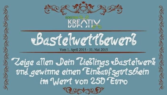 Eckstein Kreativ Bastelwettbewerb