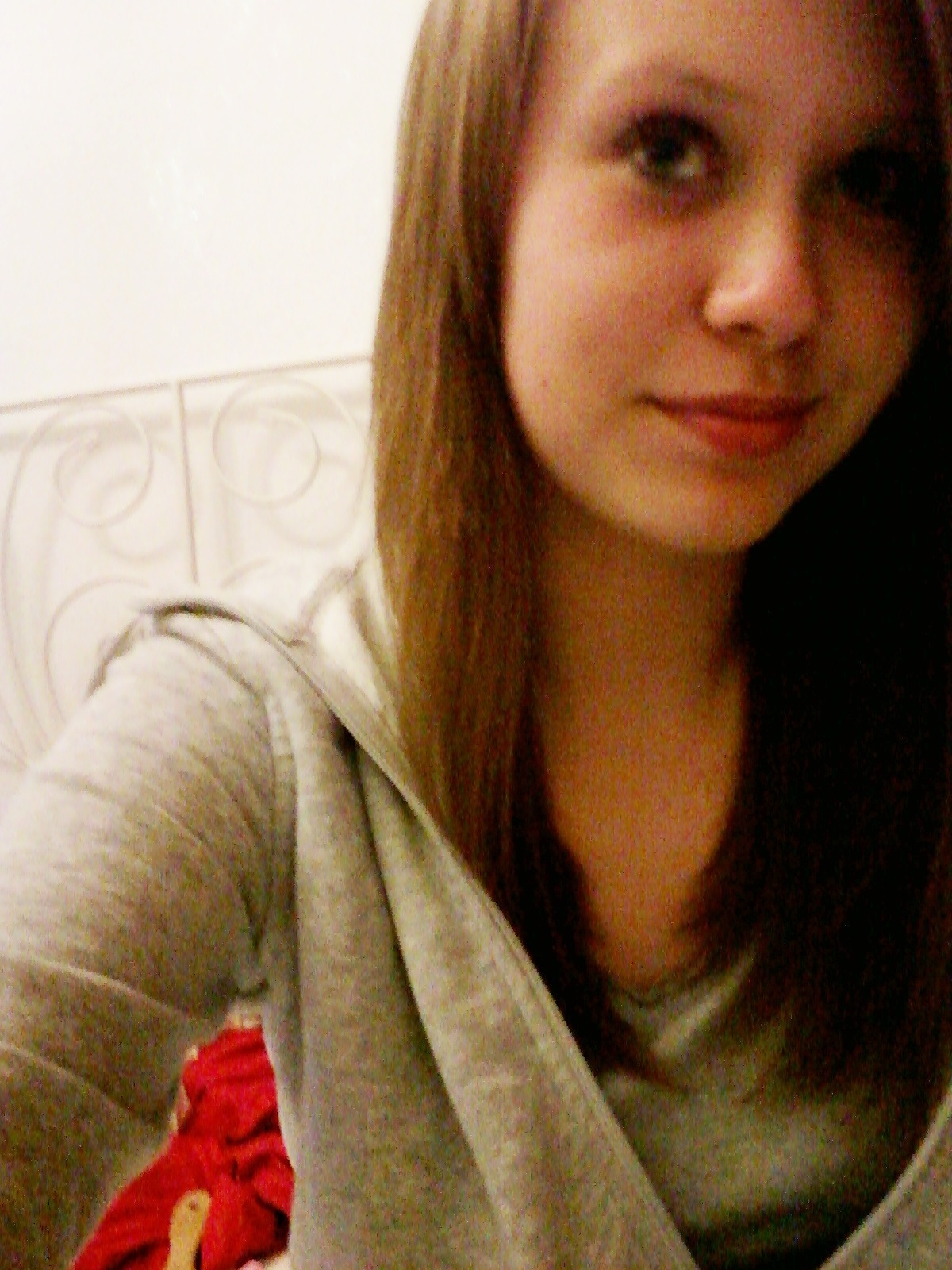 forever to her haselnussbraune haare