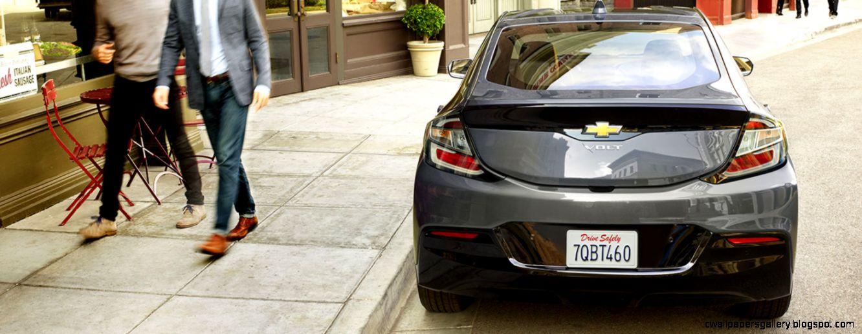 2016 Volt Hybrid Electric Cars  Chevrolet