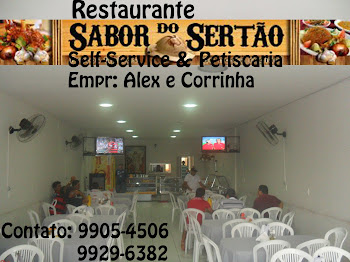 RESTAURANTE SABOR DO SERTÃO