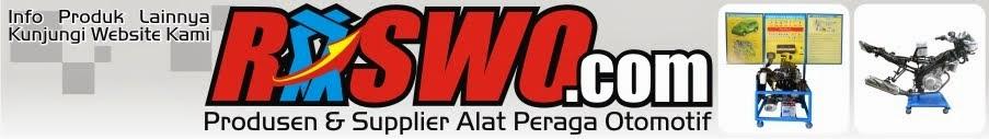Distributor Alat Peraga Online Murah - Raswo.com