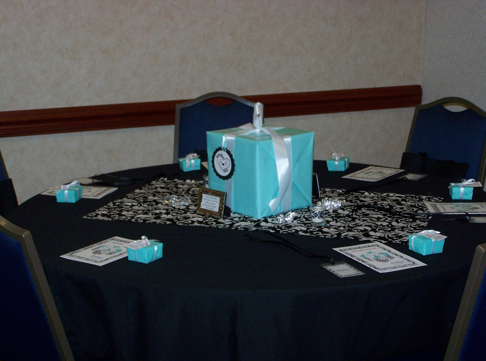 Terrific Tiffany Blue Table Settings Images - Best Image Engine . & Surprising Black And Blue Table Setting Gallery - Best Image Engine ...