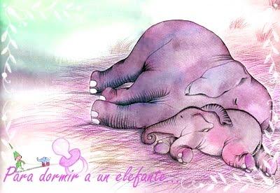 Para dormir a un elefante...