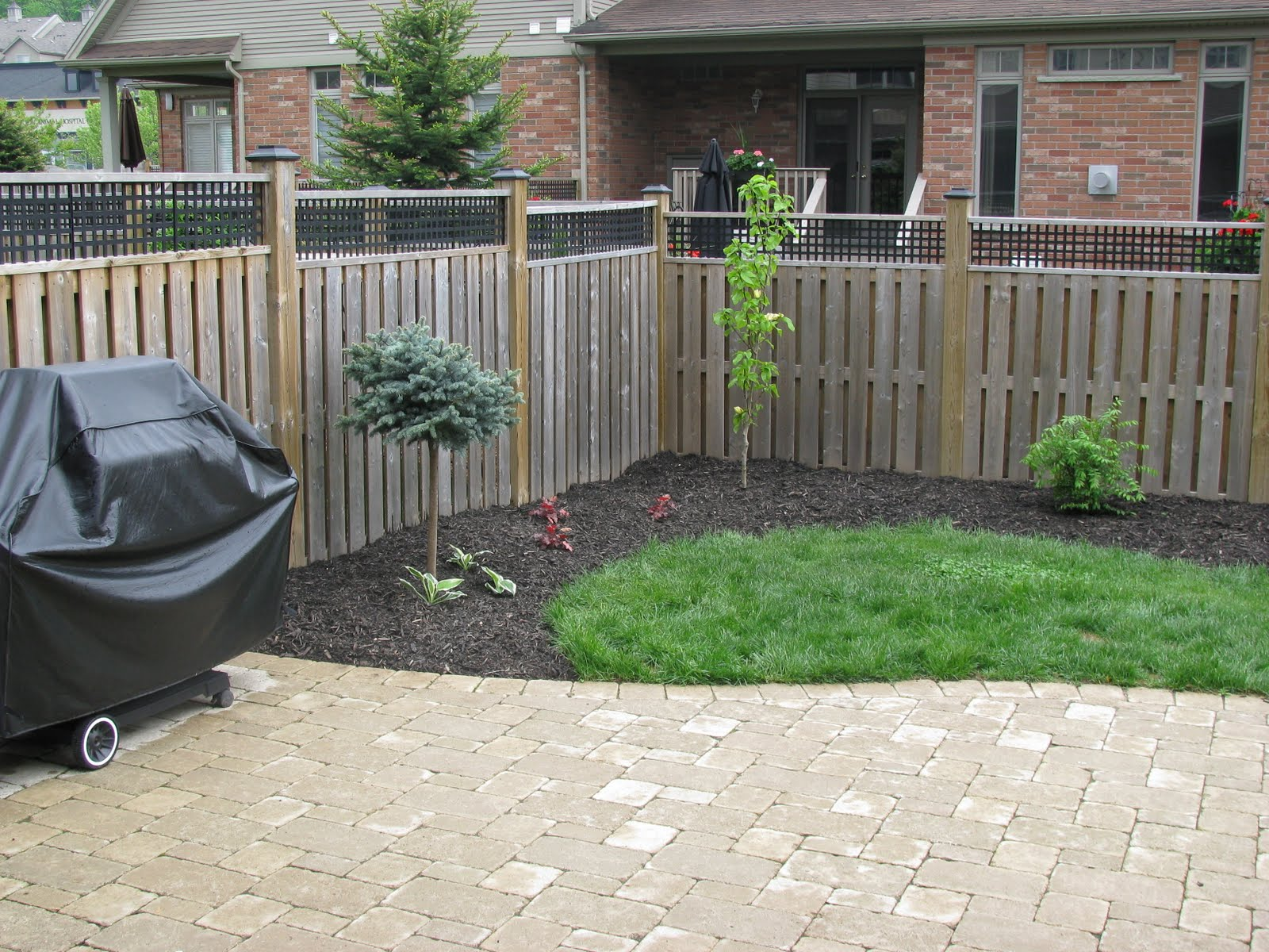 townhouse backyard landscaping ideas