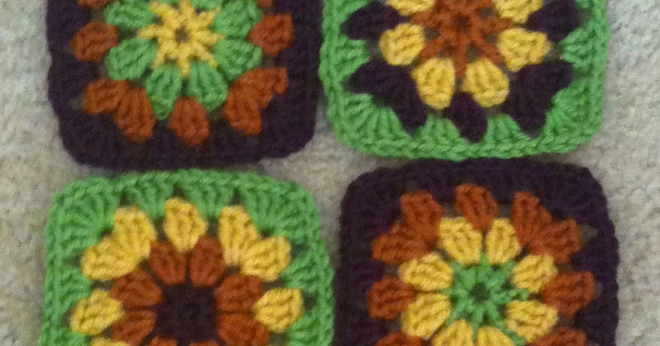 Bairbre Aine: Daily Crochet Challenge