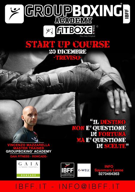 GB® FitBoxe® Start Up- Veneto, 20 Dicembre 2015 a Roncade, Treviso