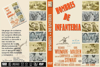 Hombres de infantería (1953 - Take the High Ground!)