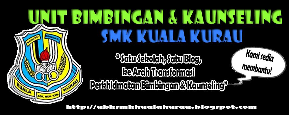 Unit Bimbingan & Kaunseling SMK Kuala Kurau