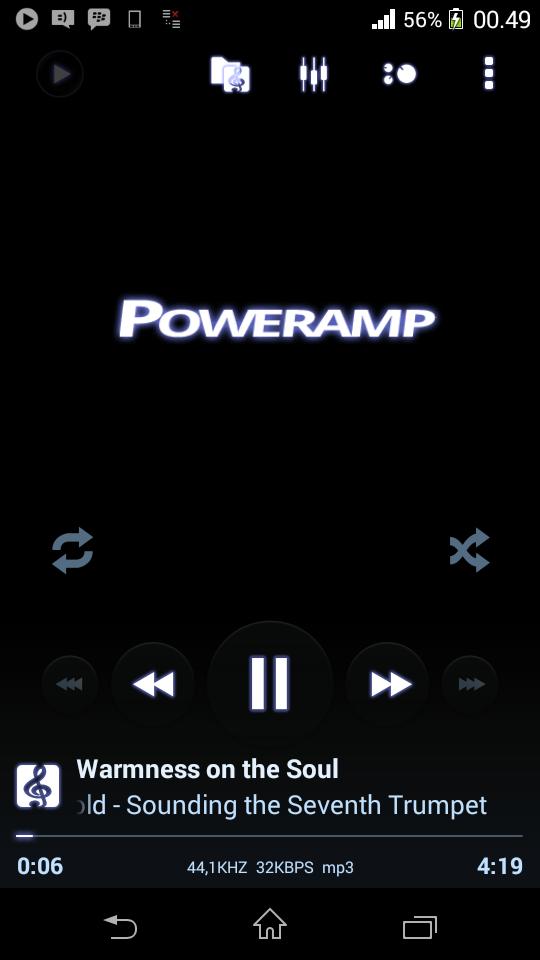 Poweramp Music Player V2.0.10 build 572 Apk