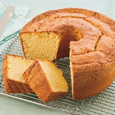 3 Generations of Southern Recipes: Million Dollar Pound Cake