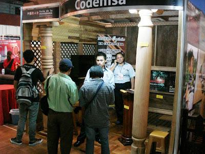 Feria Proveeduría 2012 tikal futura guatemala