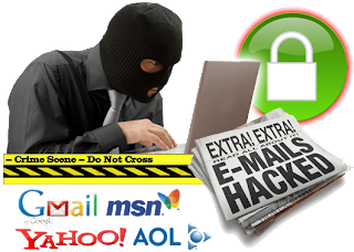 Hack Any E-mail Account Password Easily