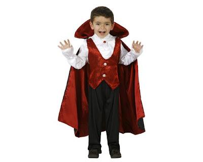 DISFRACES - Drácula : Disfraz para niño  Atosa | Carnaval - Halloween | Comprar en Amazon España