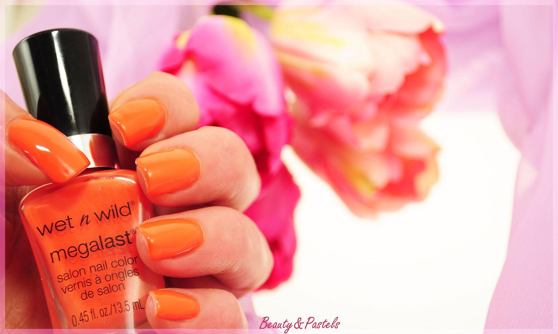 Nagellack-Orange-Havana