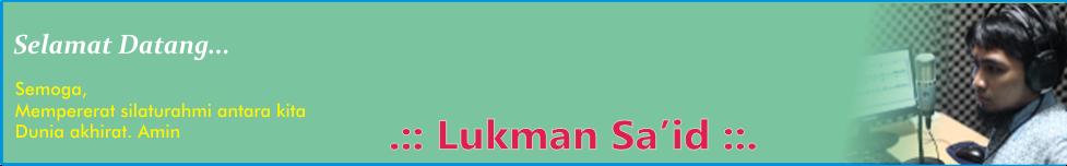Lukman Sa'id