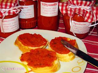 Fűszeres olasz paprikakrém