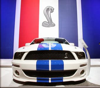 Ford Mustang Cobra
