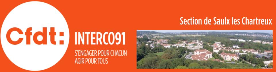CFDT INTERCO91 Saulx les chartreux