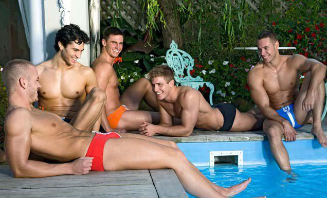 Best gay clothing optional resorts