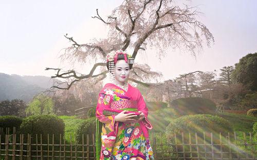 Imágenes muy lindas de Japón y chicas asiáticas